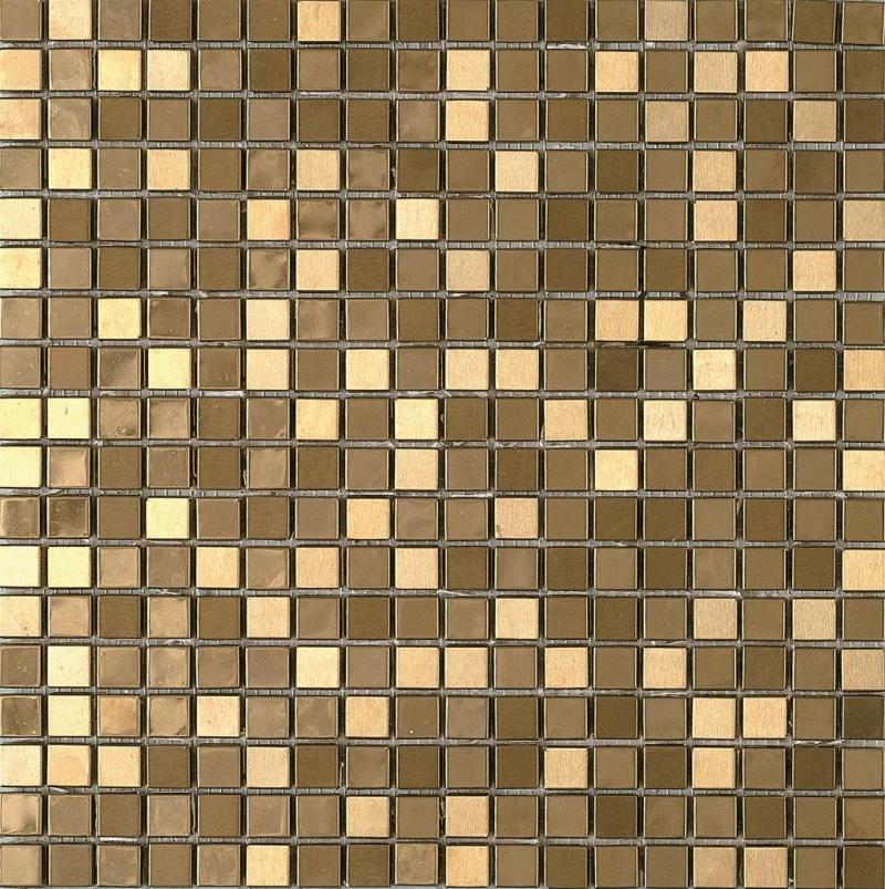 Mosaic-Metallico-Gold